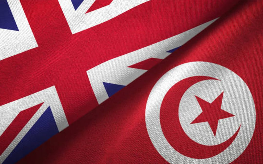 Britain and Tunisia announced efforts to develop strategy to combat terrorism