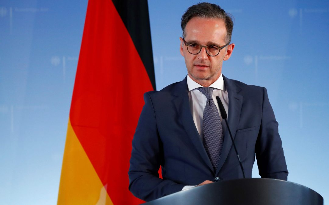 European Union sanctions against Turkey remain on the table, Germany warned