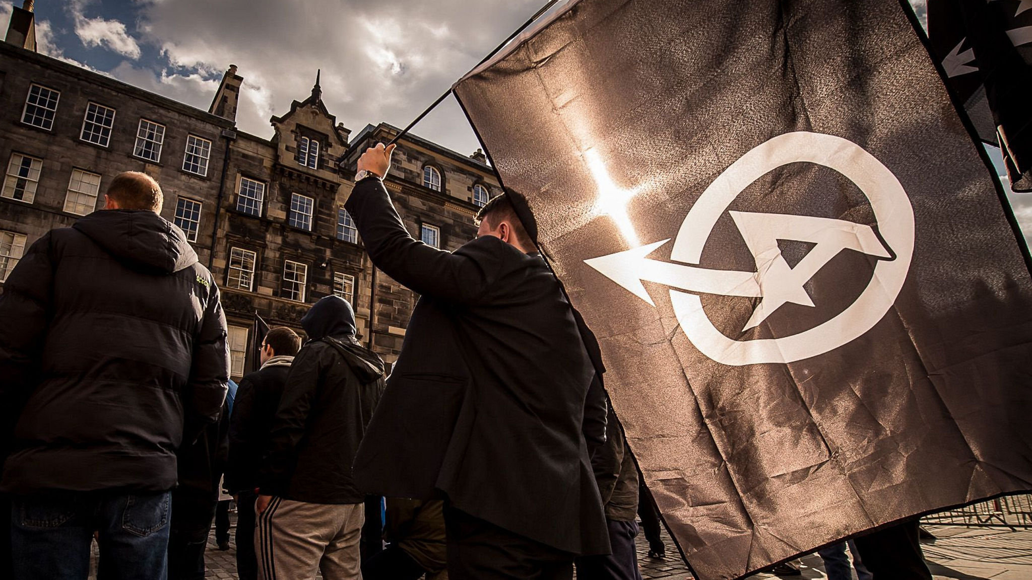Far-right extremists were likely to be resurgent in 2021