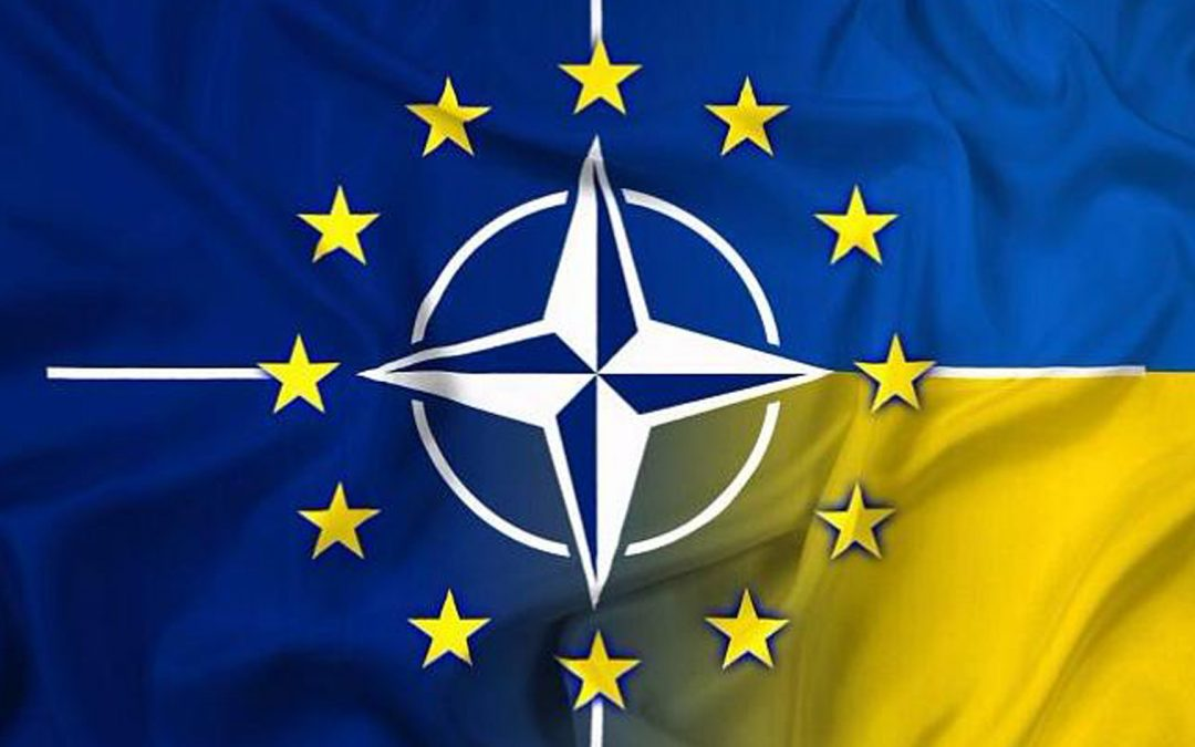 Germany should be proactive in encouraging Ukraine's to NATO
