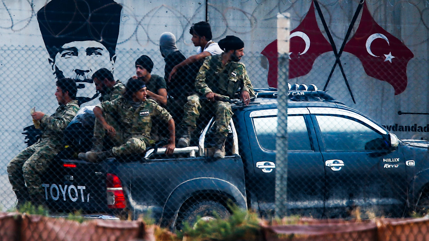 ISIS special unit screened foreign fighters to send abroad