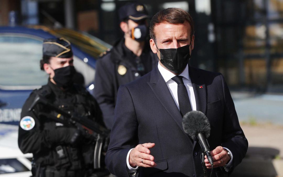 Counter terrorism ـ Security stepped up at police stations in France