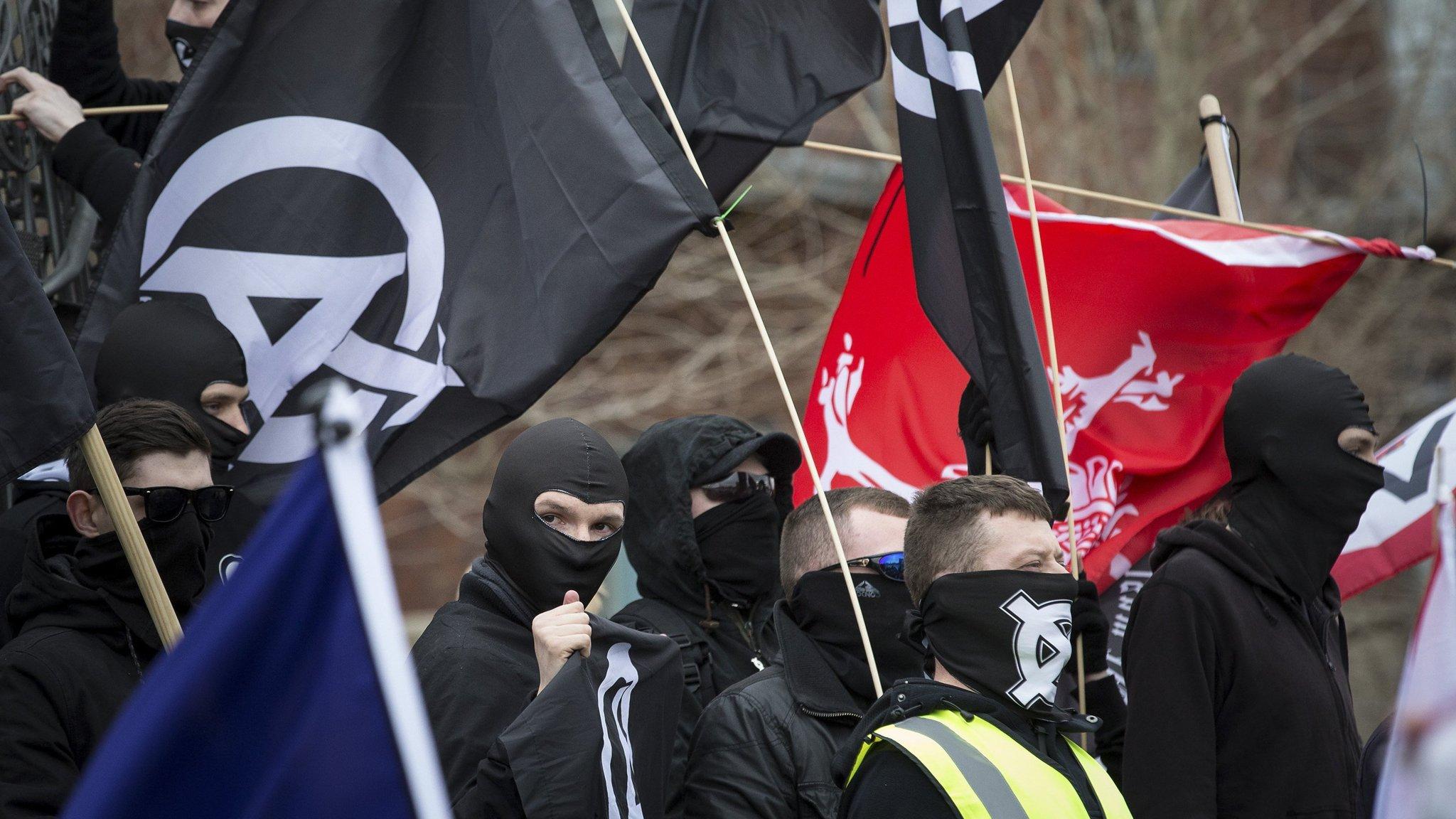 UK far-right copying terror tactics to fuel tensions