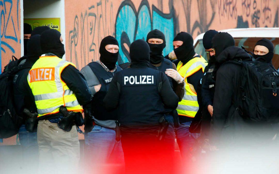 Is Hezbollah active in Germany?