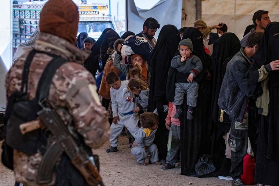 Counter terrorism ـThe case for repatriating ISIS families