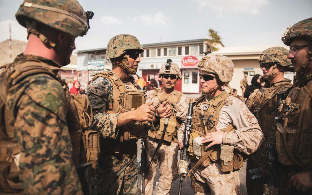 ISIS terror threats in Kabul airport