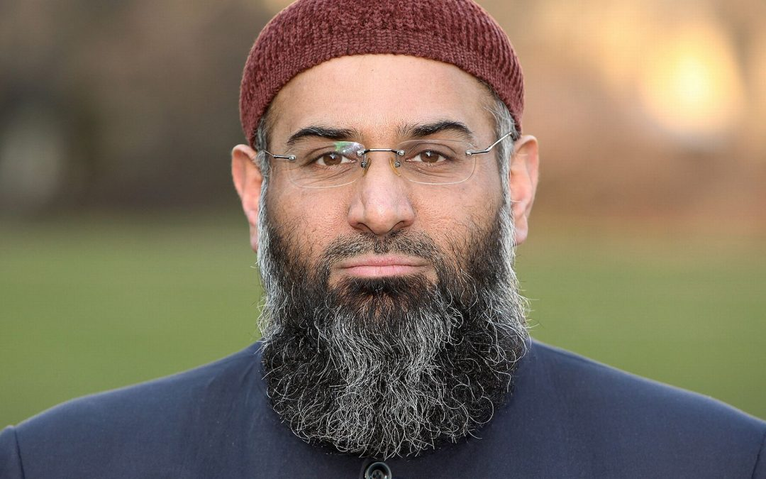 Counterextremism ـ Anjem Choudary has made multiple attempts to re-establish his online