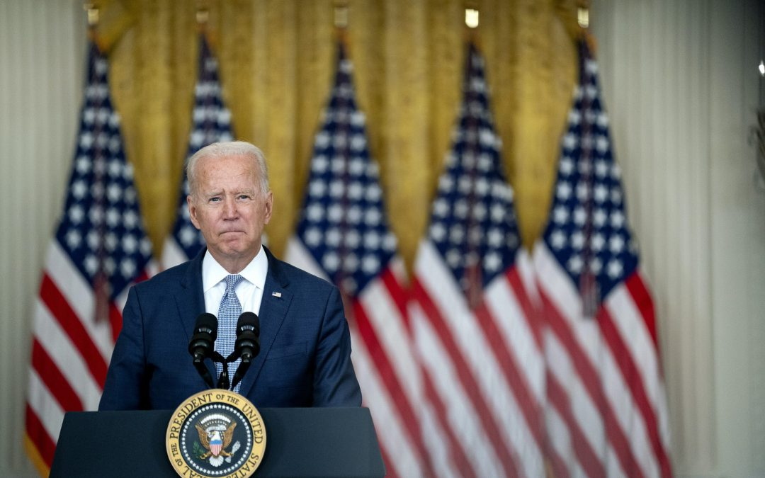 Joe's nightmare choice on whether to leave troops to attack ISIS-K