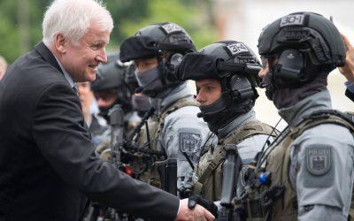 Counter terrorism terror in Germany ـ Internet, propaganda, prevention