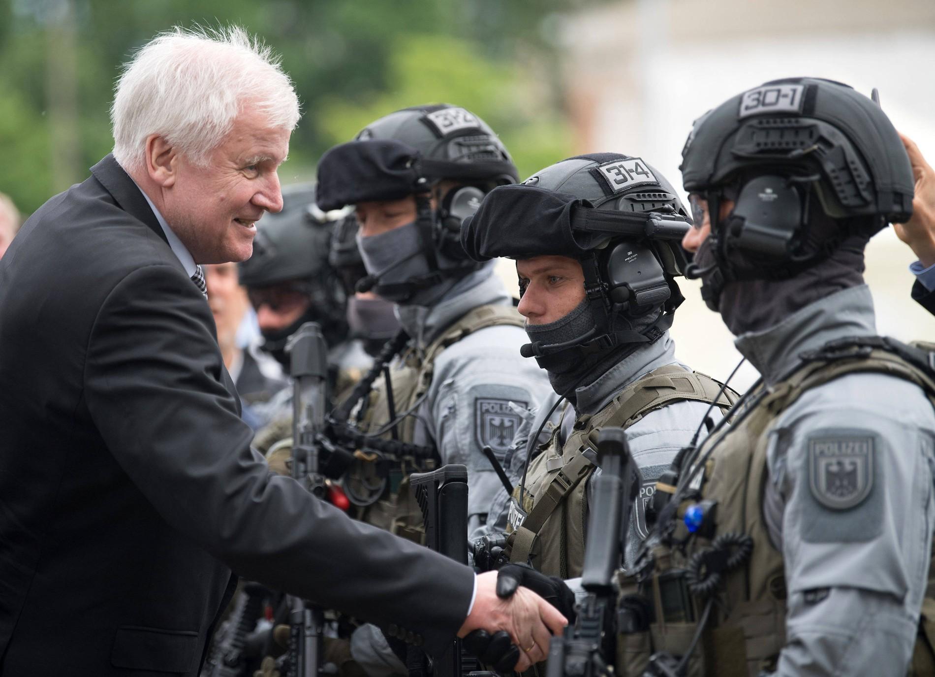 Counter terrorism terror in Germany