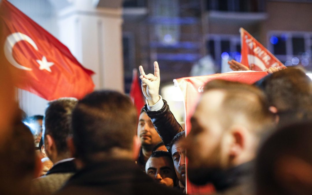 Turkey ـ Counterintelligence cases in Germany